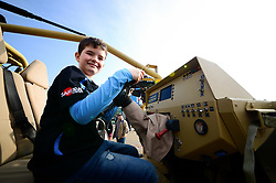 The army at Sandy Park - Mandatory by-line: Dougie Allward/JMP - 23/02/2019 - RUGBY - Sandy Park Stadium - Exeter, England - Exeter Chiefs v Newcastle Falcons - Gallagher Premiership Rugby