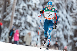 27.11.2016, Nordic Arena, Ruka, FIN, FIS Weltcup Langlauf, Nordic Opening, Kuusamo, Herren, im Bild Erik Bjornsen (USA) // Erik Bjornsen of the USA during the Mens FIS Cross Country World Cup of the Nordic Opening at the Nordic Arena in Ruka, Finland on 2016/11/27. EXPA Pictures © 2016, PhotoCredit: EXPA/ JFK