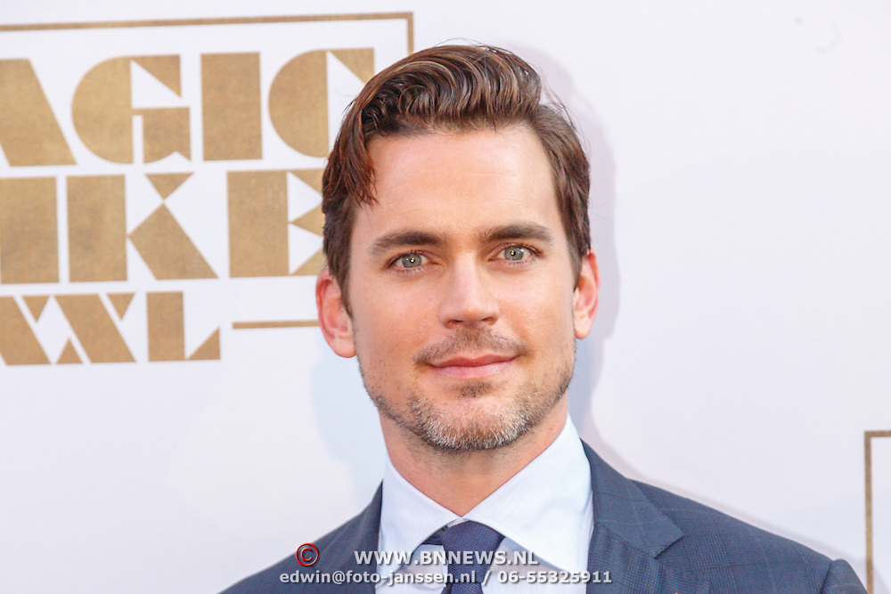 NLD/Amsterdam/20150701 - Filmpremiere Magic Mike XXL, Matt Bomer