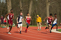 St Paul's School track meet. ©2018 Karen Bobotas Photographer