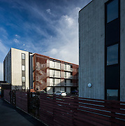 Madras Street Apartments, Christchurch