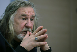 May 6, 2018 - Russia - 6 May 2018. Russian actor and director Yury Tomoshevsky died at 61 in Germay. Photo: Photoagency Interpress (Credit Image: © Russian Look via ZUMA Wire)