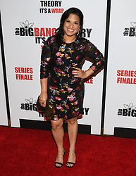 May 1, 2019 - RATI GUPTA attends The Big Bang Theory's Series Finale Party at the The Langham Huntington. (Credit Image: © Billy Bennight/ZUMA Wire)