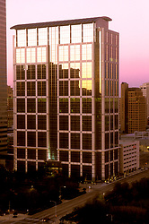 Stock photo of 5 Houston Center in the Houston Center Building complex in downtown Houston, Texas.
