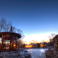 Winter in Beijing