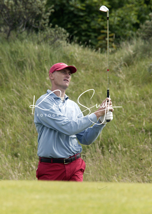 NOORDWIJK - Joost Steenkamer.    Stern Open (Nationaal Open) op de Noordwijkse GC . COPYRIGHT  KOEN SUYK