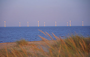 AYBR2F Scroby Sands offshore windfarm Caister Great Yarmouth Norfolk England