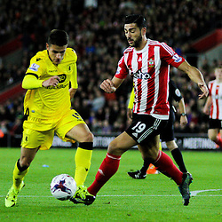 Southampton v Aston Villa | Capital One Cup | 28 October 2015