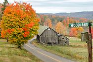 Murphy's barn; Woodland Rd