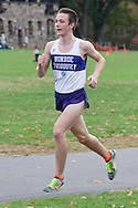 Bear Mountain, New York  - Runners compete in the Orange County Interscholastic Athletic Association cross country championship meet at Bear Mountain State Park on Oct. 24, 2014.