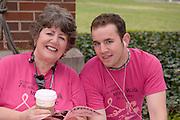 18211Mom's Weekend 2007 : Walk for a Cure....Chris Gaumer & Barbbara Manahan(mom)