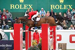Ward McLain, (USA), HH Azur <br /> CP International Grand Prix presented by Rolex<br /> Spruce Meadows Masters - Calgary 2015<br /> © Hippo Foto - Dirk Caremans<br /> 13/09/15