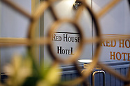 Commercial interiors photography at the Red House Hotel, Coupar Angus, Perthshire, Scotland