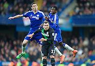 Chelsea v Stoke City 050316