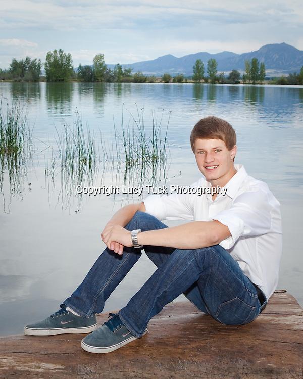 High School Senior Portrait, Senior Pictures