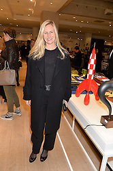 ALANNAH WESTON at the launch of the Conran Shop at Selfridge's, Oxford Street, London on 22nd September 2015.