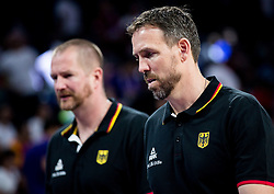 Chris Fleming, head coach of Germany during basketball match between National Teams of Germany and France at Day 10 in Round of 16 of the FIBA EuroBasket 2017 at Sinan Erdem Dome in Istanbul, Turkey on September 9, 2017. Photo by Vid Ponikvar / Sportida