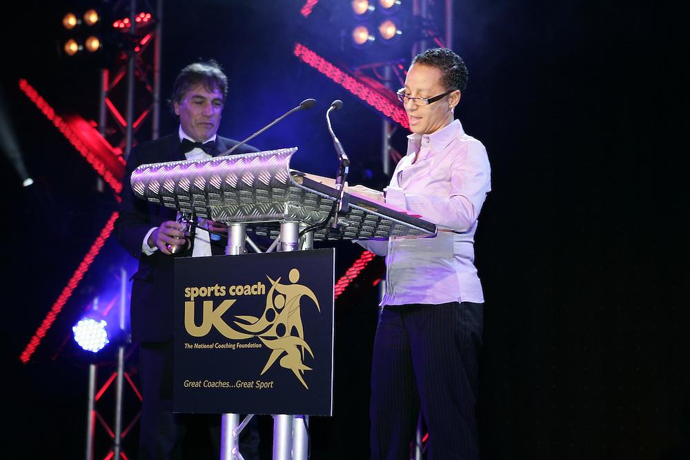 Sports Coach of the Year Awards 2009..Sports Coach UK.Old Billingsgate, London..08-12-2009.