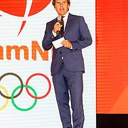 NLD/Scheveningen/20160713 - Perspresentatie sporters voor de Olympische Spelen 2016 in Rio de Janeiro, Twan van Peperstraten