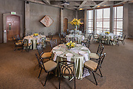 wedding/event set up event spaces