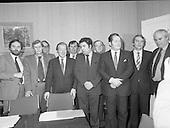 1981 - An Taoiseach Meets SDLP Delegation.  (N60).