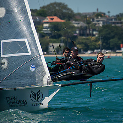 2017 18' Skiff NZL Championship<br /> Day 1 - Saturday 4th February