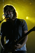 Carl Broemel of My Morning Jacket perform on the second day of the 2008 Bonnaroo Music & Arts Festival on June 13, 2008 in Manchester, Tennessee. The four-day music festival features a variety of musical acts, arts and comedians..Photo by Bryan Rinnert