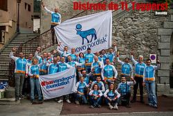 16-09-2017 FRA: BvdGF Tour du Mont Blanc day 7, Beaufort<br /> De laatste etappe waar we starten eindigen we ook weer naar een prachtige route langs de Mt. Blanc