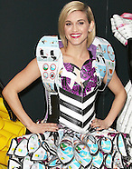 Ashley Roberts - Air New Zealand - LA Fashion Week