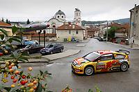 MOTORSPORT - WORLD RALLY CHAMPIONSHIP 2010 - RALLY BULGARIA / RALLYE DE BULGARIE - BOROVETS (BUL) - 08 TO 11/07/2010 - PHOTO : FRANCOIS BAUDIN / DPPI - <br /> SOLBERG Petter / PATTERSON Chris - PETTER SOLBERG WORLD RALLY TEAM - CITRÖEN C4 WRC - ACTION