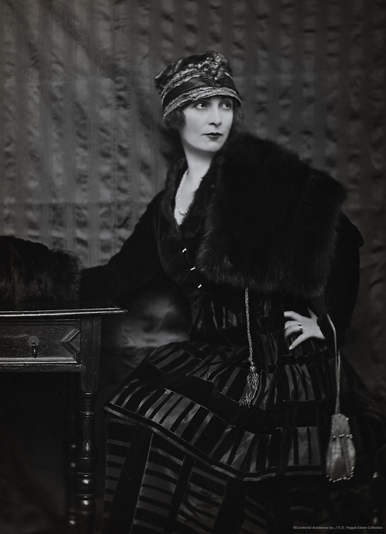 Lady Hazel Lavery, England, UK, 1916