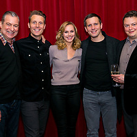 Strangers on a Train Press Night