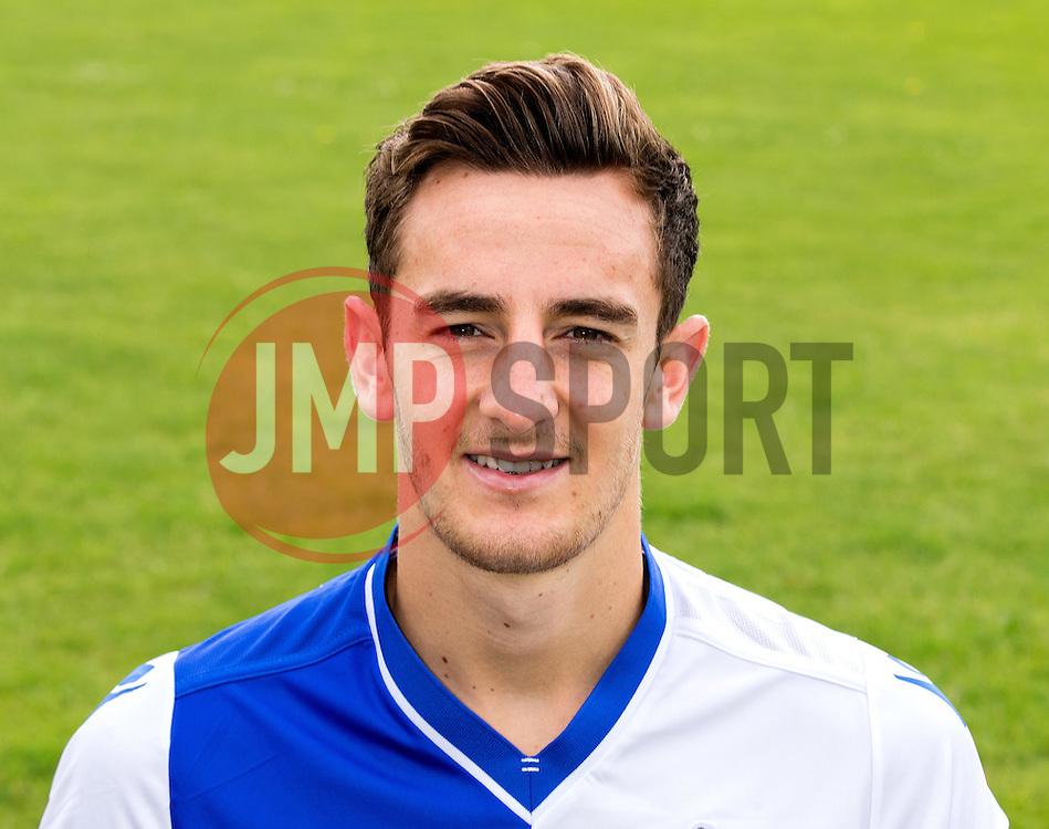 Tom Lockyer of Bristol Rovers - Mandatory by-line: Robbie Stephenson/JMP - 04/08/2016 - FOOTBALL - The Lawns Training Ground - Bristol, England - Bristol Rovers Head Shots