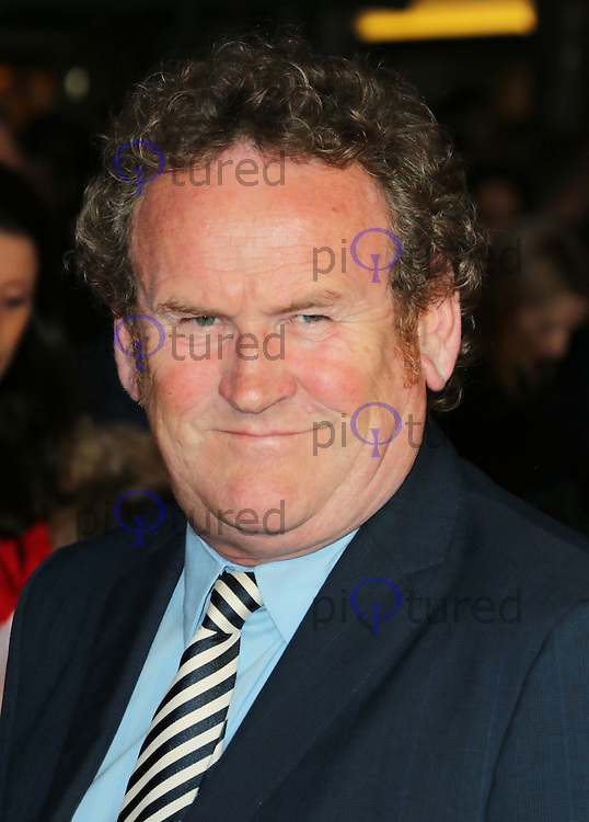 Colm Meaney, One Chance -  European film premiere, Odeon Leicester Square, London UK, 17 October 2013, Photo by Richard Goldschmidt