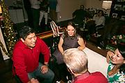 Jeremy Huang, Taylor Keen, Kristine Huang