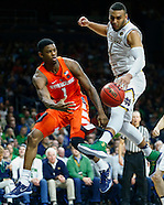NCAA Basketball - Notre Dame Fighting Irish vs Syracuse Orange - South Bend, In