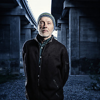 Bosse Lindquist, svensk författare, samt regissör och producent av dokumentär radio och film. Photo © Daniel Roos