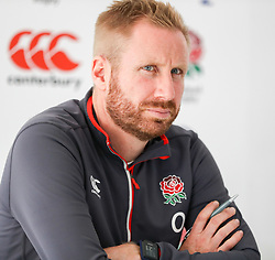 Gareth Mills Head of Communications Rugby Football Union - Mandatory by-line: Steve Haag/JMP - 05/06/2018 - RUGBY - Kashmir Restaurant - Durban, South Africa - England Rugby Press Conference, South Africa Tour