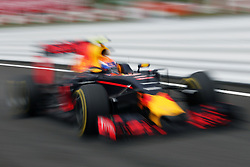 Max Verstappen (NLD) Red Bull Racing RB12.<br /> 08.10.2016. Formula 1 World Championship, Rd 17, Japanese Grand Prix, Suzuka, Japan, Qualifying Day.<br /> Copyright: Moy / XPB Images / action press