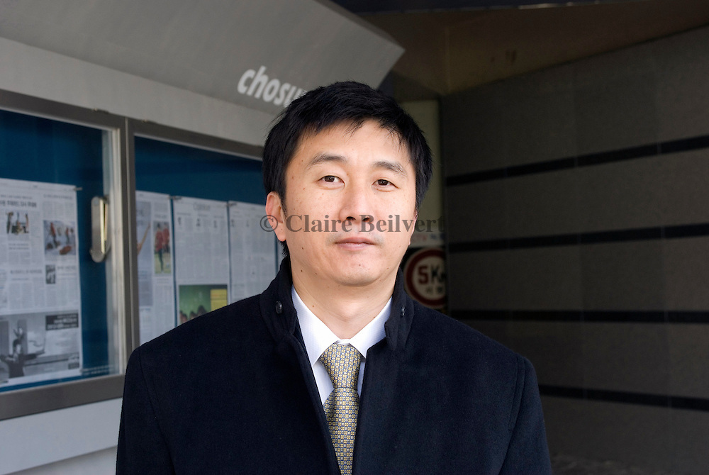 "North Korean defector Kang Cheol-hwan is now living in Seoul and working as a journalist. He wrote a book ""Pyongyang aquarium"" where he describes his life in Kim Jong-il's country and all the years he spent in the Yodok labor camp."