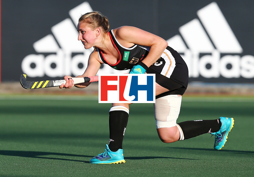 New Zealand, Auckland - 22/11/17  <br /> Sentinel Homes Women&rsquo;s Hockey World League Final<br /> Harbour Hockey Stadium<br /> Copyrigth: Worldsportpics, Rodrigo Jaramillo<br /> Match ID: 10303 - GER vs KOR<br /> Photo: (10) WENZEL Benedetta