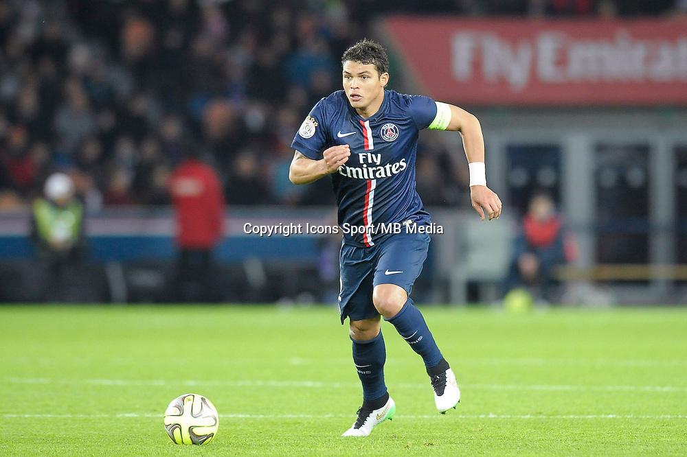 Thiago Silva - 06.12.2014 - PSG / Nantes - 17eme journee de Ligue 1<br />Photo : Andre Ferreira / Icon Sport