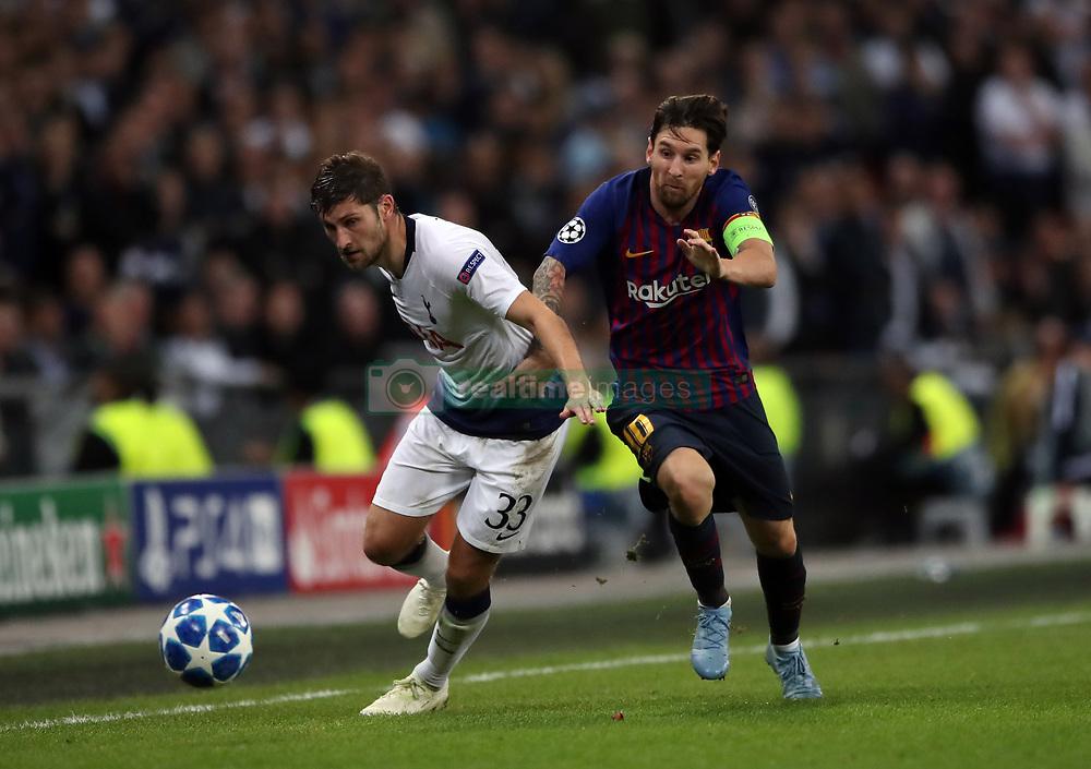 صور مباراة : توتنهام - برشلونة 2-4 ( 03-10-2018 )  38929744