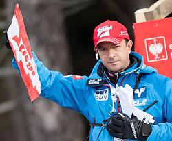03.01.2014, Bergisel Schanze, Innsbruck, AUT, FIS Ski Sprung Weltcup, 62. Vierschanzentournee, Training, im Bild Cheftrainer Alexander Pointner (AUT) // Cheftrainer Alexander Pointner (AUT) during practice Jump of 62nd Four Hills Tournament of FIS Ski Jumping World Cup at the Bergisel Schanze, Innsbruck, <br /> Austria on 2014/01/03. EXPA Pictures © 2014, PhotoCredit: EXPA/ JFK