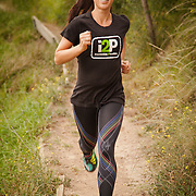 2013 Runner's World Magazine Samantha Gash photo shoot