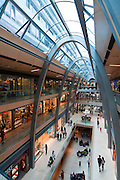 Shopping Center Europa Passage, Moenckebergstrasse, Hamburg, Deutschland.|.Shopping Centre Europa Passage, Moenckeberg Street, Hamburg, Germany
