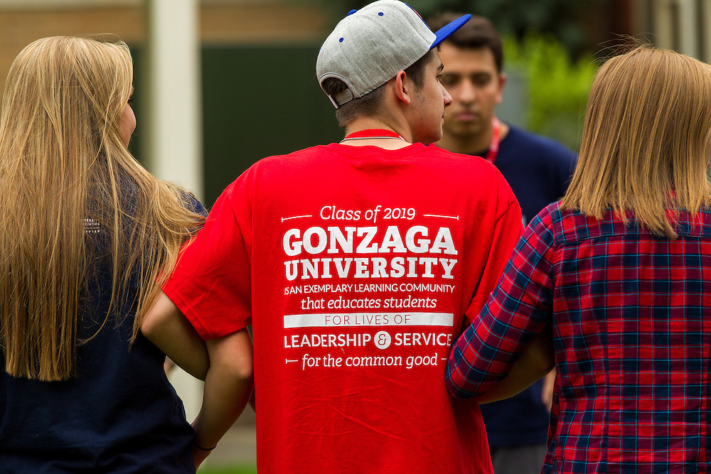 (Ryan Sullivan/Gonzaga University)