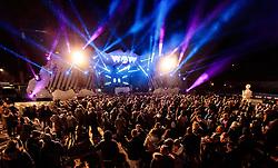 05.11.2016, Kaprun, AUT, WOW Glacier Love Festival, im Bild Uebersicht Benny Benassi // during the WOW Glacier Love Winter Opening Festival in Kaprun, Austria on 2016/11/05. EXPA Pictures © 2016, PhotoCredit: EXPA/ JFK
