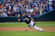 Seattle - August 7: Adrian Beltre of the Seattle Mariners throws the ball to first base on August 7, 2009 at Safeco Field in Seattle, Washington. (Photo by Ben VanHouten/MLB Photos via Getty Images)