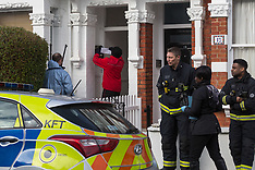 2018-02-07 SWNS-Fulham fire claims life of woman